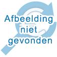 Foto van Fleecedeken rugbe -antra/oranje via ruitersportsissi